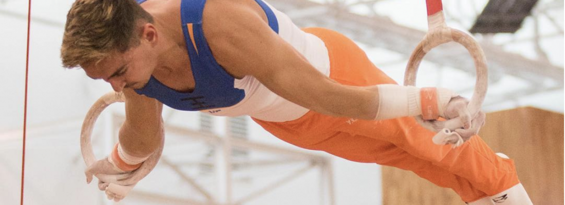 International French Gymnast & CEO of By Ed? Interview with Edgar Boulet
